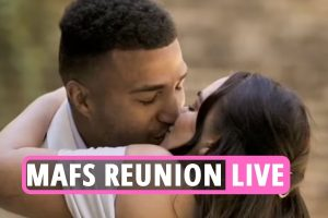 Married at First Sight UK 2021 – Reunion show on E4 TONIGHT as Amy and Josh stay together & Jordon absolutely slams show