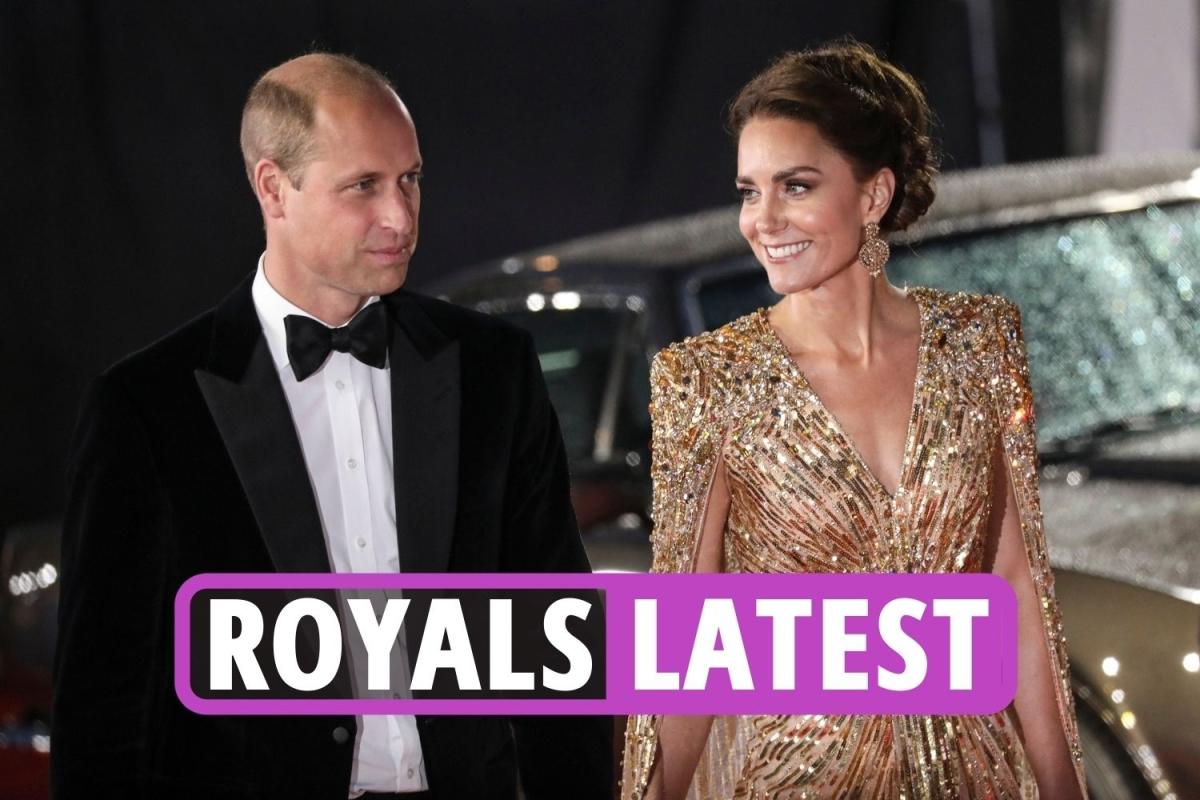 Royal Family news latest – Kate Middleton & William 'broke major social protocol' at James Bond premiere, expert claims