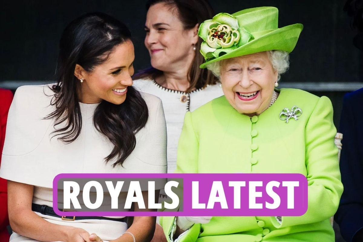 Royal Family news latest – Prince Harry & Meghan 'convinced Queen uses brutal secret codes & signals to attack them'