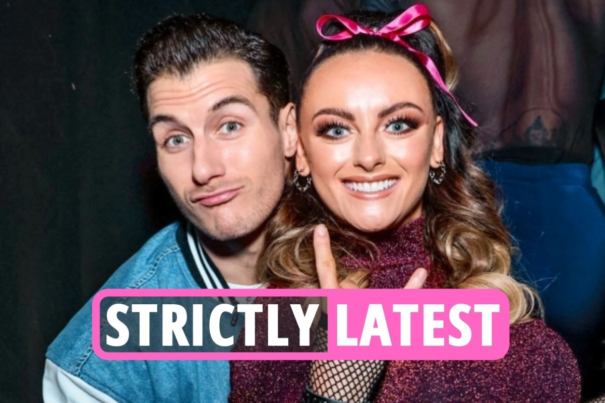 Strictly Come Dancing 2021 – Gorka breaks silence on Katie McGlynn 'tension' as Nina Wadia is first celeb voted off