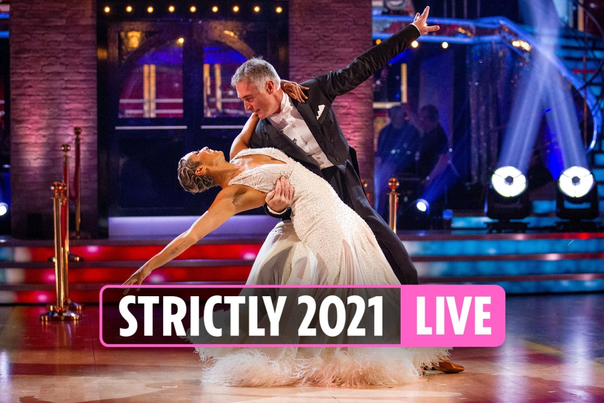 Strictly Come Dancing 2021 LIVE – One celeb faces elimination TODAY as dancers call in union over anti-vaxers