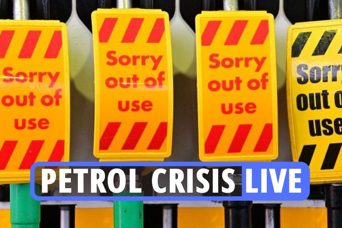 UK petrol stations with fuel near me – Tesco, Sainsburys, Asda and Morrisons all OPEN but crisis will still last WEEKS